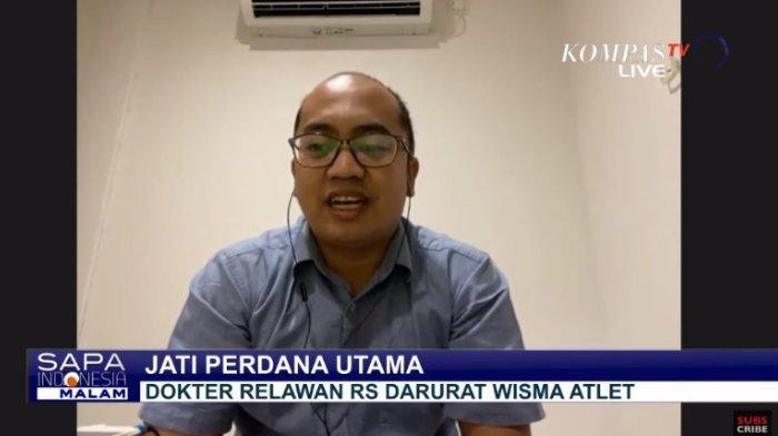 Rayakan Lebaran di RS, Dokter Ungkap Kecewa Lihat Warga Penuhi Jalan, Ungkit 'Indonesia Terserah'