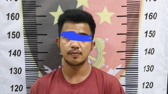 Pelaku penganiayaan balita usia 2,4 tahun di Kecamatan Sindang Jaya, Kabupaten Tangerang sudah ditangkap polisi.