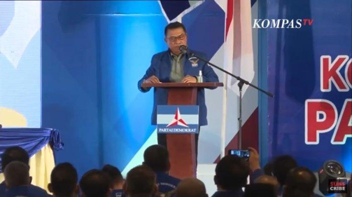 Hasil KLB Demokrat yang Tunjuk Moeldoko Jadi Ketum Bisa Mendapatkan SK Sah jika Penuhi Syarat Ini