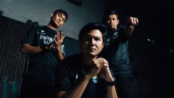 Jersey Alternate Persib Bandung di Liga 1 2021 pada postingan Instagram @persib Kamis (16/9/2021).