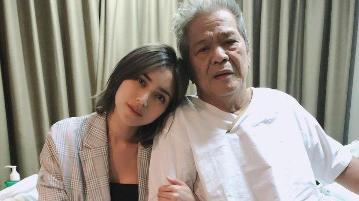 Jessica Iskandar Ceritakan Kronologi Ditipu Oknum Pihak Rumah Sakit yang Merawat sang Ayah
