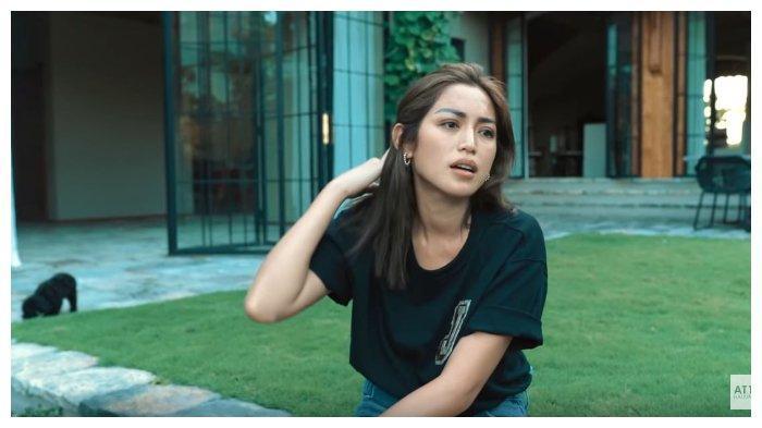 Jessica Iskandar dan Atta Halilintar, Selasa (22/9/2020). Jessica Iskandar ngaku ingin segera pensiun sebagai artis.
