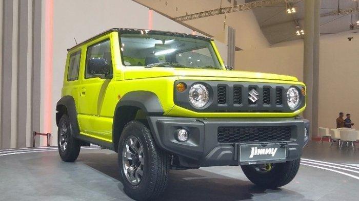 Harga Mulai Rp 300 Jutaan, Intip Spesifikasi dan Fitur Safety Suzuki Jimny Berikut Ini