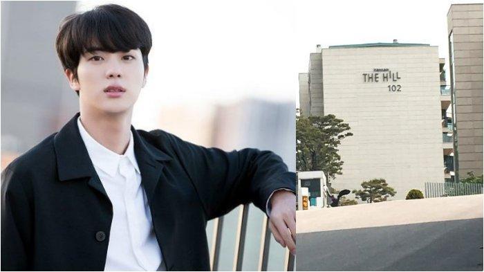 Potret Apartemen Mewah Jin BTS yang Diberikan pada Orangtuanya, Harga Capai Rp 50 Miliar