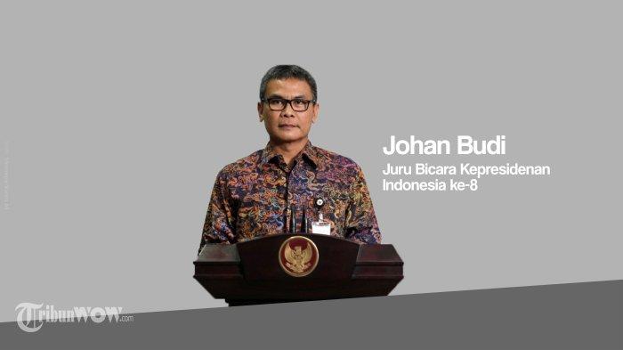 Johan Budi Mundur dari Posisi Jubir TKN Jokowi-Ma'ruf