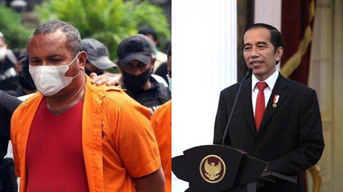 John Kei akan Kirim Surat ke Jokowi, Isinya Minta Bertemu Presiden dan Ucap Terima Kasih
