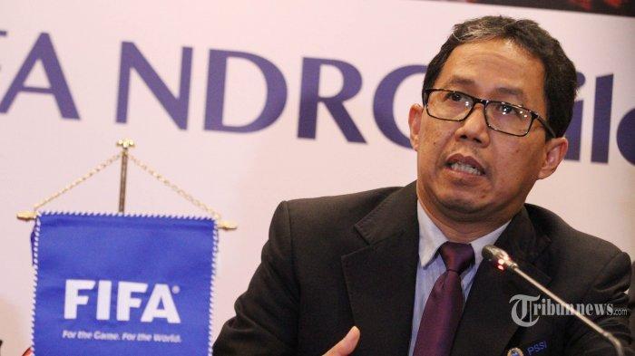 Gantikan Edy Rahmayadi sebagai Ketum PSSI, Joko Driyono Ternyata Juga Pernah Merangkap Jabatan