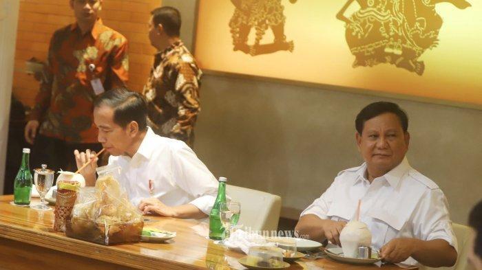 Dipesan Jokowi dan Prabowo saat Makan Siang Bersama, Ternyata Segini Harga Menu yang Disantap