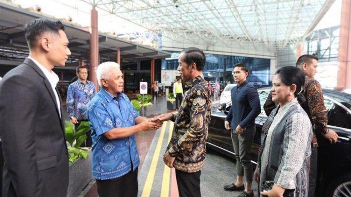Jokowi Jenguk Ani Yudhoyono, Hinca Pandjaitan: Begitulah Siklus Kehidupan