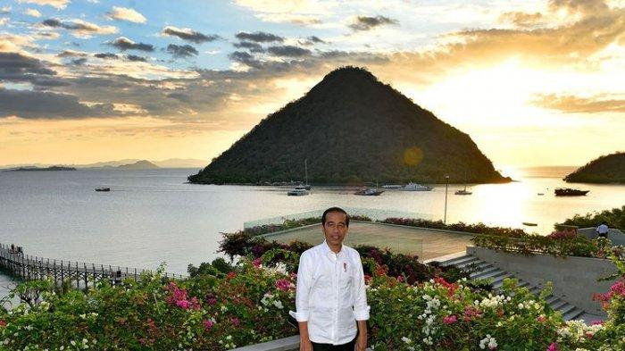 Jokowi Minta Wisatawan Pulau Komodo di NTT Dibatasi: Ada Kuota, Bayarnya Mahal