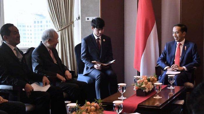 Kunjungan Jokowi ke Korea Selatan Menghasilkan Kesepakatan Bisnis Rp 91,76 Triliun