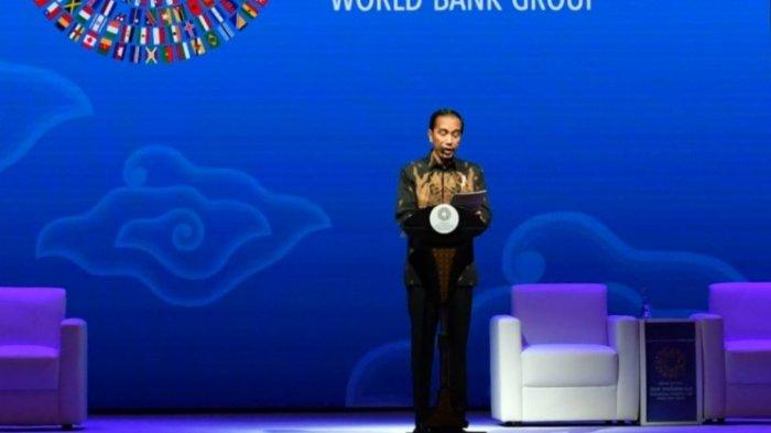 Pidato Lengkap Jokowi yang Analogikan Kondisi Ekonomi Global dengan Perang 'Game of Thrones'
