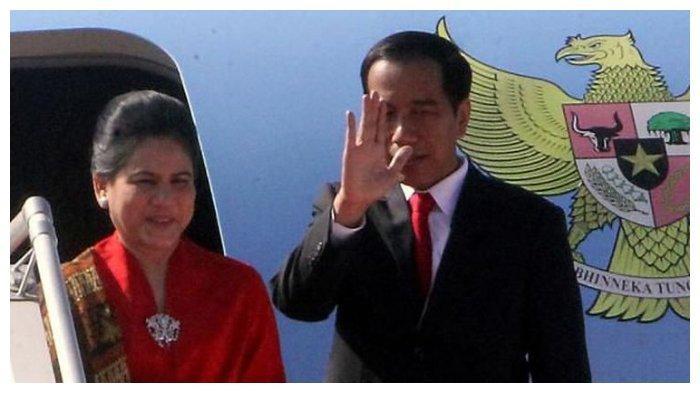 Tepati Janji Jenguk Ani Yudhoyono, Jokowi dan Iriana Luangkan Waktu Khusus untuk ke Singapura