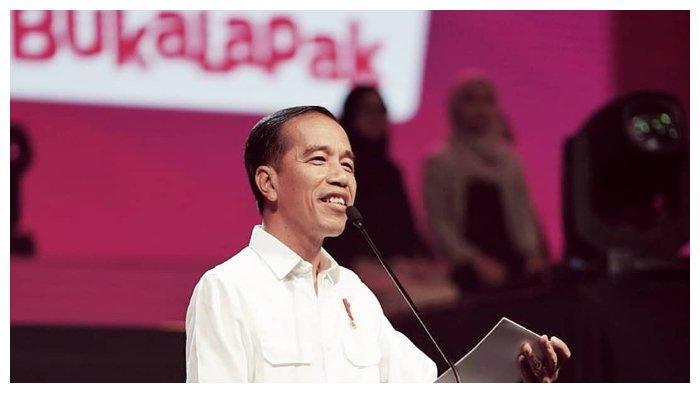 Hadiri HUT Bukalapak, Jokowi Ingin Pemuda Indonesia Mencontoh Jejak Kesuksesan Achmad Zaky