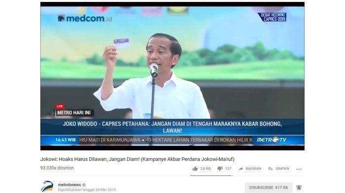 Sebut akan Beri Sepeda jika Ada yang Tak Sepakat KIP Kuliah, Jokowi: Program Bagus Tidak Setuju