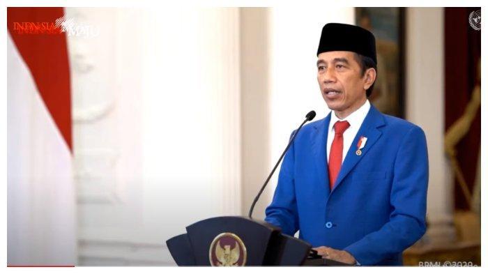 Jokowi Kecam Pernyataan Presiden Perancis: Teroris Tidak Ada Hubungannya dengan Agama Apa Pun