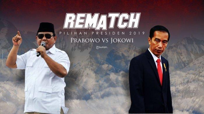 Rilis Terbaru Survei Charta Politika: Elektabilitas Jokowi Ungguli Prabowo hingga Alasan Pemilih