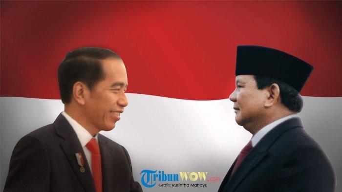 Hasil Quick Count Tunjukkan Prabowo Menang 18 Provinsi, Jokowi di 16 Provinsi Tapi Pemilihnya Banyak