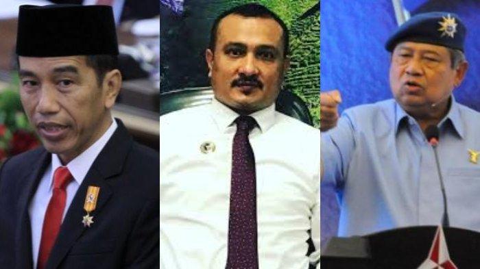 Tanggapi Kritikan Jokowi soal Era SBY, Ferdinand: Mestinya Pemimpin Tau & Paham Prioritas