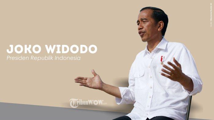 Presiden Jokowi Rayakan Idul Fitri 2018 di Istana Bogor