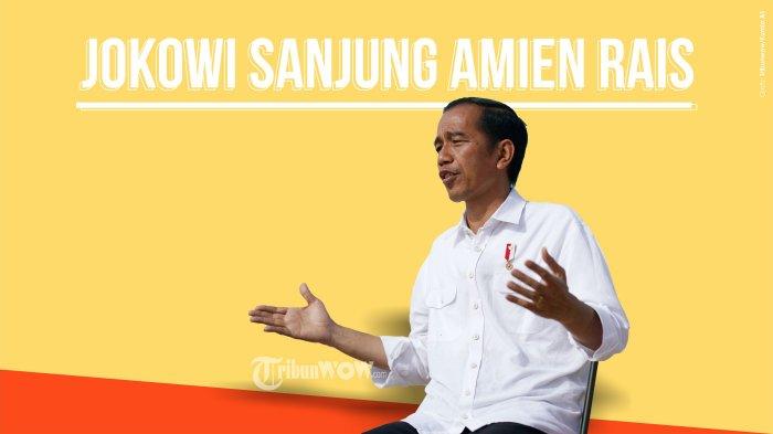 Jokowi: Pak Amien Memiliki Integritas sebagai Pemimpin Nasional