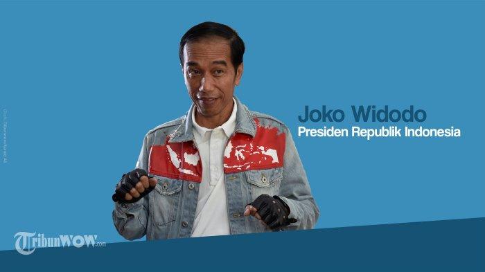 Jokowi Puji Militansi Relawannya dari Organisasi Masyarakat PROJO