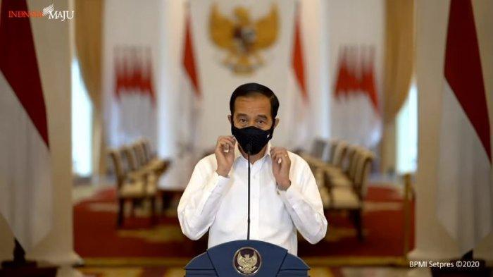 Jokowi Berada di Istana Bogor saat Demo UU Cipta Kerja Kembali Digelar, Istana: Bukan Menghindar