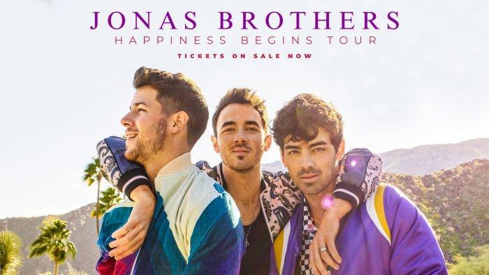 Lirik dan Terjemahan Bahasa Indonesia Lagu 'Rollercoaster' - Jonas Brothers, Track 13 di Album Baru