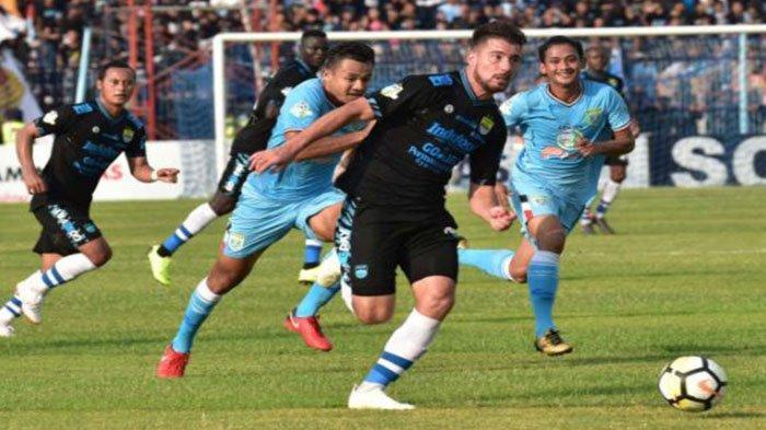 Akumulasi Kartu Merah, Eks Persib Bandung Hanya Jadi Penonton di Babak 16 Besar Copa Sudamericana