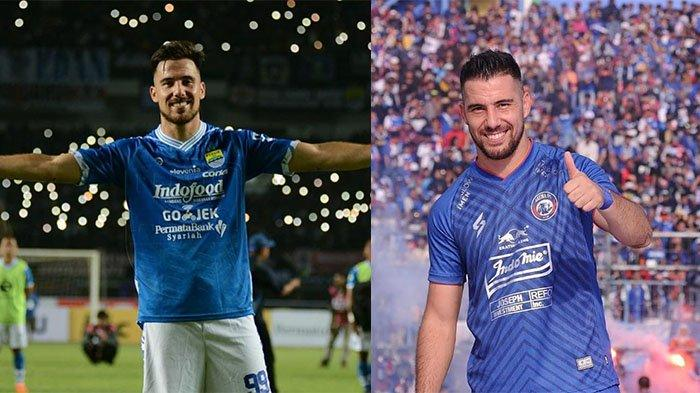 Eks Persib Bandung dan Arema FC Absen, Klubnya Bermain Imbang: Gagal ke 8 Besar Copa Sudamericana
