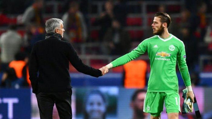 Bukan David de Gea, Jose Mourinho Resmi Pilih Pemain Ini untuk Jadi Kapten Manchester United