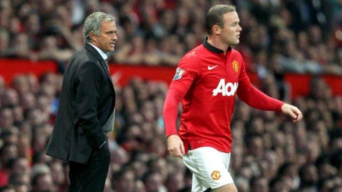 Jose Mourinho: Jika Rooney Hengkang Itu Bukan Karna Aku