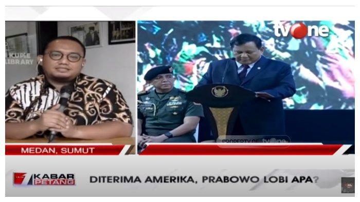 Dahnil Anzar Tanggapi Tudingan soal Kunjungan Prabowo ke AS dan Ungkap Tujuan Pertemuannya