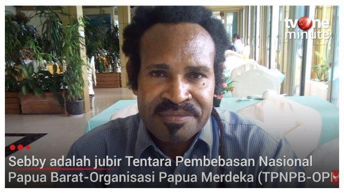 Jubir Tentara Pembebasan Nasional Papua Barat-Organisasi Papua Merdeka (TPNPB-OPM), Sebby Sambon memberikan peringatan tegas kepada maskapai penerbangan sipil.