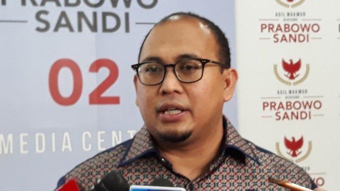 Juru Bicara Badan Pemenangan Nasional Prabowo-Sandi, Andre Rosiade