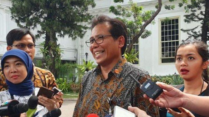 Istana Tanggapi Pernyataan SBY soal Kasus Jiwasraya: Terima Kasih