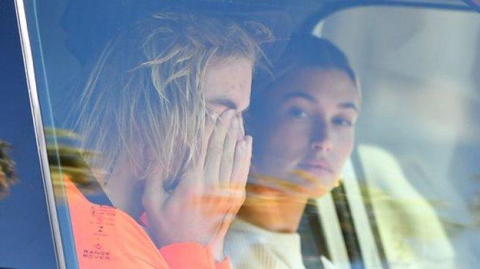 Selena Gomez Masuk Rumah Sakit, Justin Bieber Tampak Menangis di Samping Hailey Baldwin