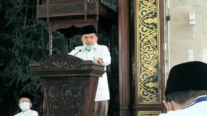 Jusuf Kalla dukung PSBB di Jakarta