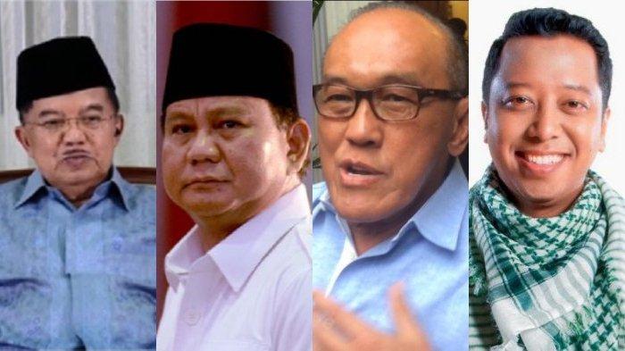 Sejumlah Tokoh Beri Ucapan Selamat Idul Fitri, dari Jusuf Kalla hingga Prabowo Subianto
