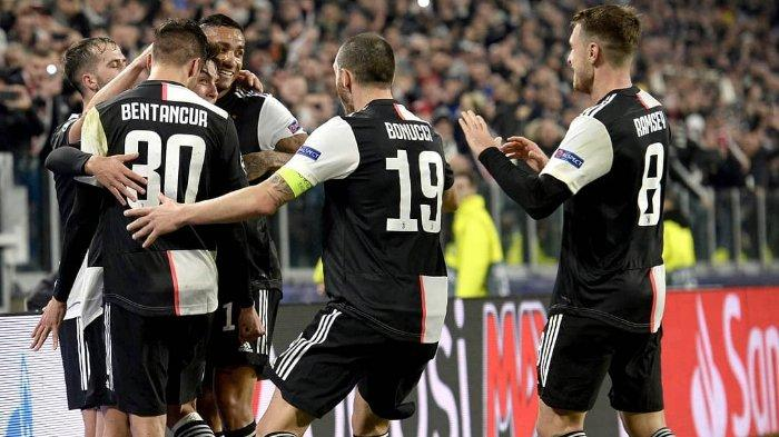 Link Live Streaming Ferencvaros Vs Juventus di Liga Champions, Pukul 03.00 WIB