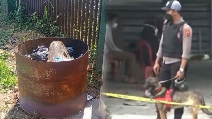 Titik terang terbaru kasus pembunuhan ibu dan anak di Subang. Anjing pelacak terus endus tempat sampah, rekaman CCTV tunjukkan detik-detik wanita diduga buang barang bukti.