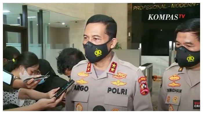 Respons Polisi terkait Temuan Komnas HAM Sebut Adanya Pelanggaran HAM atas Tewasnya 4 Laskar FPI