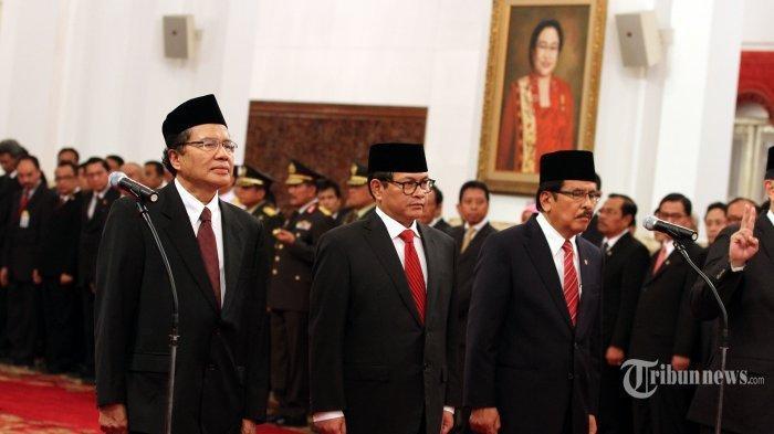 Ini yang Sempat Diucapkan Jokowi sehingga Rizal Ramli Terharu Mau Jadi Menteri