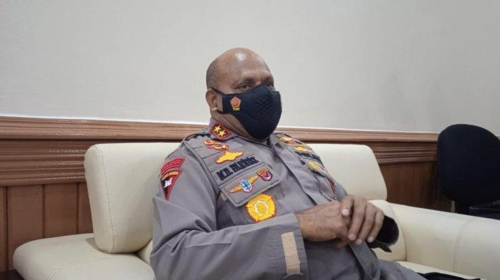 KKB Pimpinan Sabinus Waker Jadi Dalang Pembunuhan Guru SD, Punya Anggota 75 Orang dan 30 Senjata Api