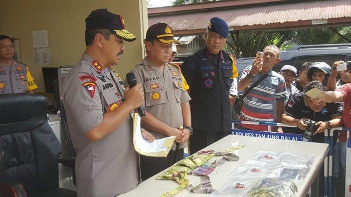 Kapolda Sumut Sebut Dua Terduga Teroris yang Ditembak Mati di Tanjungbalai Sasar Markas Kepolisian