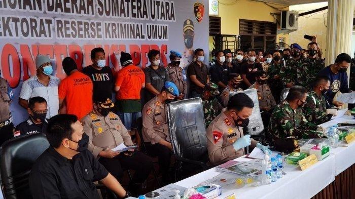 Terus Diperas, Eks Calon Walkot Siantar Jadi Otak Pembunuhan Wartawan, Oknum TNI Jadi Eksekutor