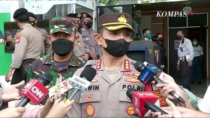 Jelang Vonis Rizieq Shihab, 21 Orang Diamankan di PN Jakarta Timur, 15 Orang Masih di Bawah 17 Tahun