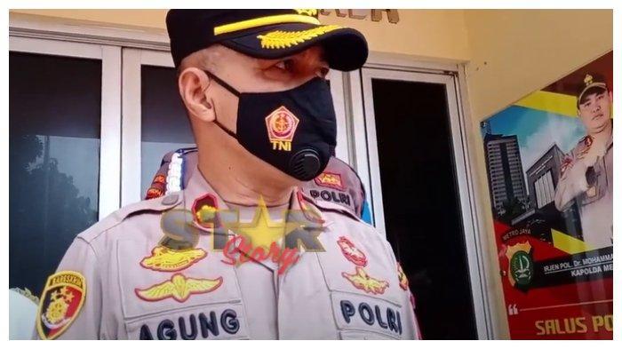 Kapolsek Tanjung Duren Kompol Agung Wibowo bicara soal rencana pemanggilan Rizky Billar