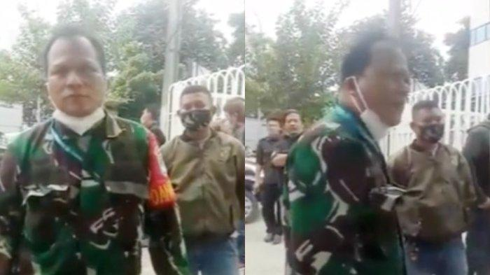 Tak Terima Bripka CS Disebut Saling Tembak dengan TNI di Kafe, Danramil Ngamuk: Jangan Bikin Panas