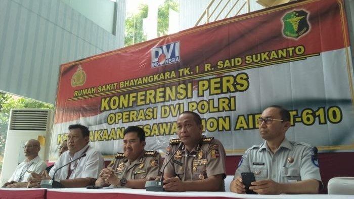 Kembali Ungkap 4 Nama Baru, Berikut Daftar 89 Korban Lion Air PK-LQP yang Berhasil Diidentifikasi